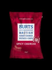 Burts Spicy Chorizo 40g