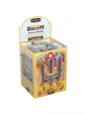 Pan Ducale Biscotti With Almonds
