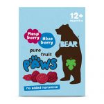 Bear Paws Raspberry & Blueberry