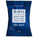 Burts Sea Salt 150g