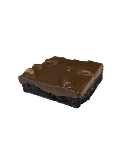 Chocolate Fruit & Nut Traybake