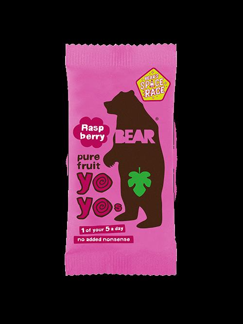Bear Yoyo Raspberry