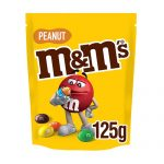 M&Ms Peanut Pouch 125g
