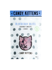 Candy kittens Blueberry Bliss 138g