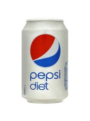 Diet Pepsi Cans 330ml