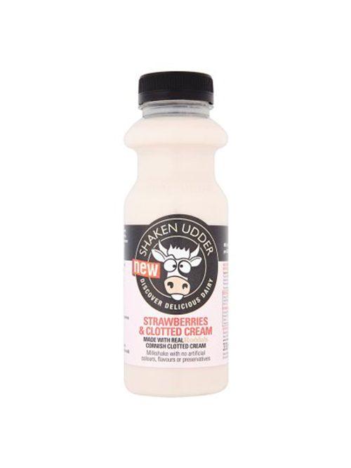 Shaken Udder Strawberry & Clotted Cream