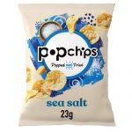 Popchips Sea Salt 23G