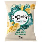 Popchips Sea Salt & Vinegar 23G