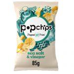 Popchips Sea Salt & Vinegar 85G
