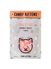 Candy Kittens Peach Fizz 108g