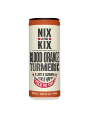 Nix & Kix Blood Orange Turmeric