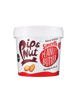 Pip & Nut Smooth Peanut Butter 1kg
