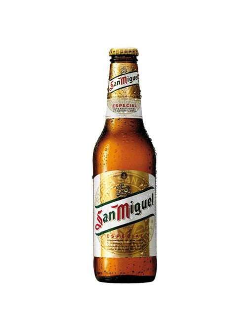 San Miguel Lager 330ml