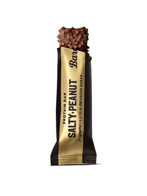 Barebells Salty Peanut Bar