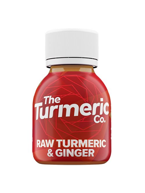 Turmeric Co Raw Turmeric & Ginger