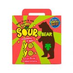 Bear Yo Yo Sour Strawberry Apple Multipack