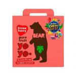 Bear Yo Yo Strawberry Multipack