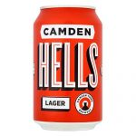 Camden Hells Lager Cans 330ml