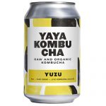 Yaya Kombucha Yuzu 33cl